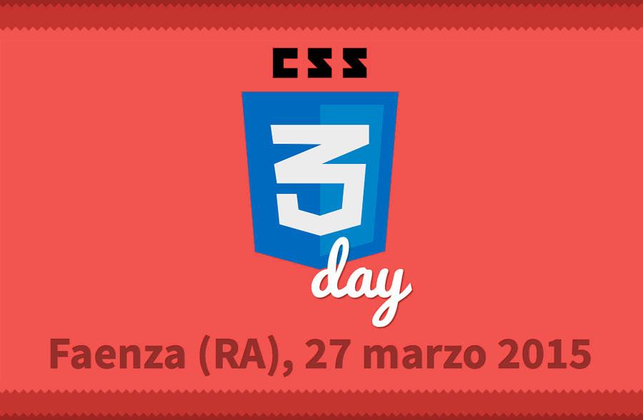 CSS Day a Faenza il 27 marzo