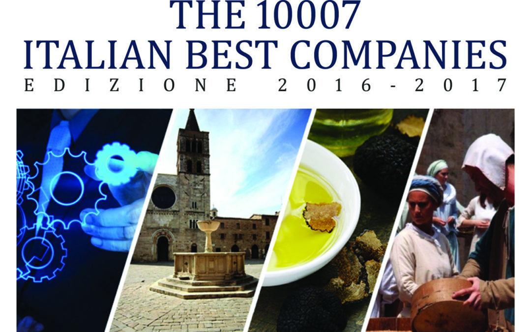 The Italian Best Companies 2016-2017 – Bevagna 23 giugno