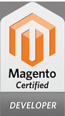 Online i profili dei nostri primi 2 sviluppatori certificati Magento