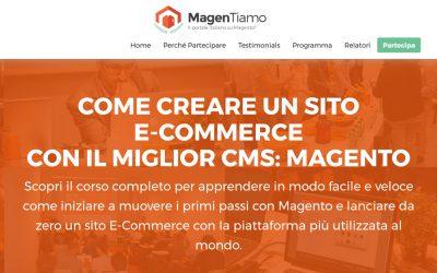 Corso Magento Magentiamo – Roma 30-31 Marzo 2017