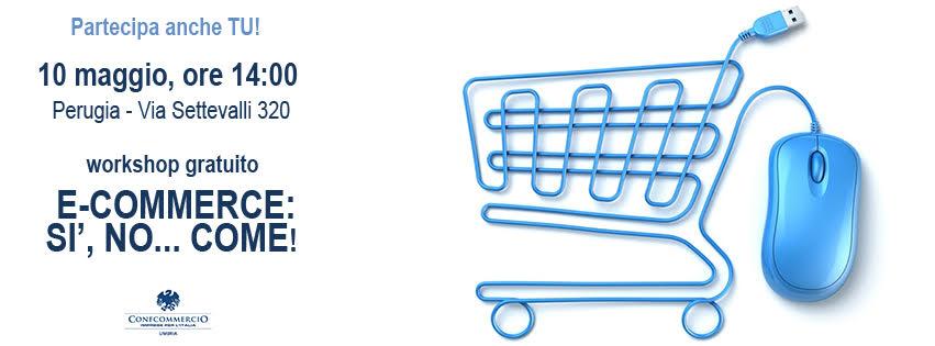 E-commerce: quali competenze servono? Workshop gratuito a Perugia con Assintel Umbria