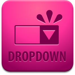 DropDown icon