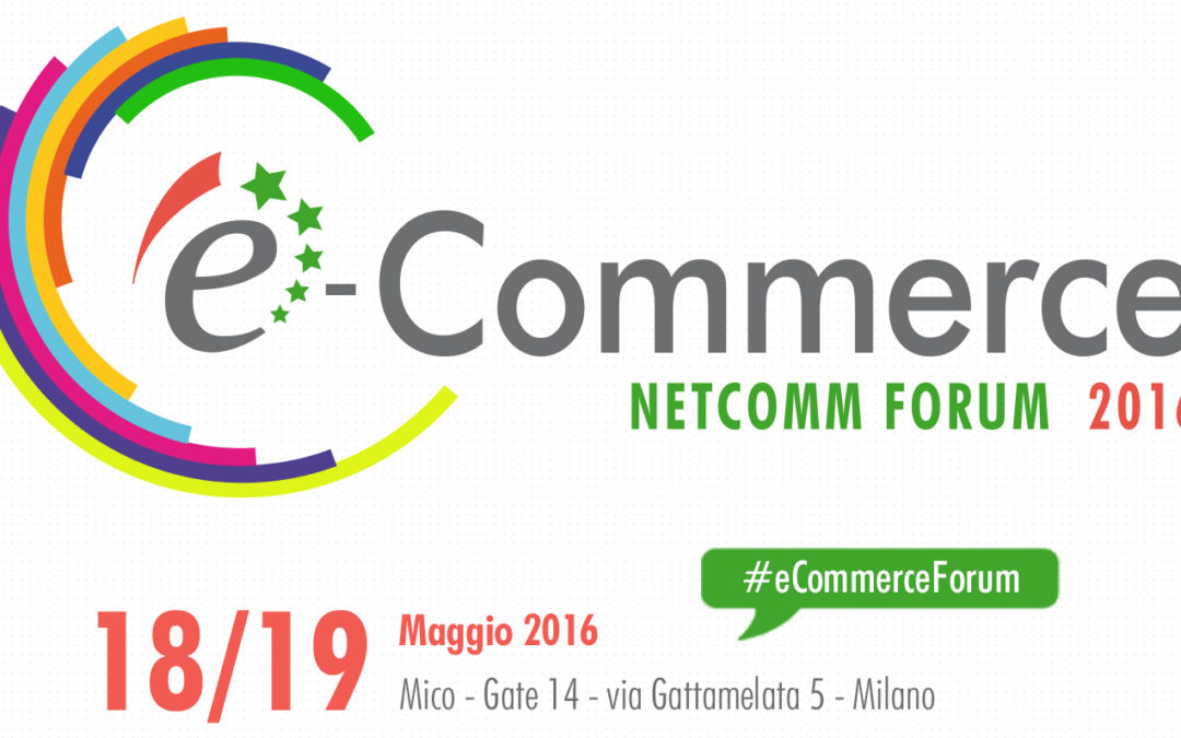 Netcomm E-Commerce Forum 2016