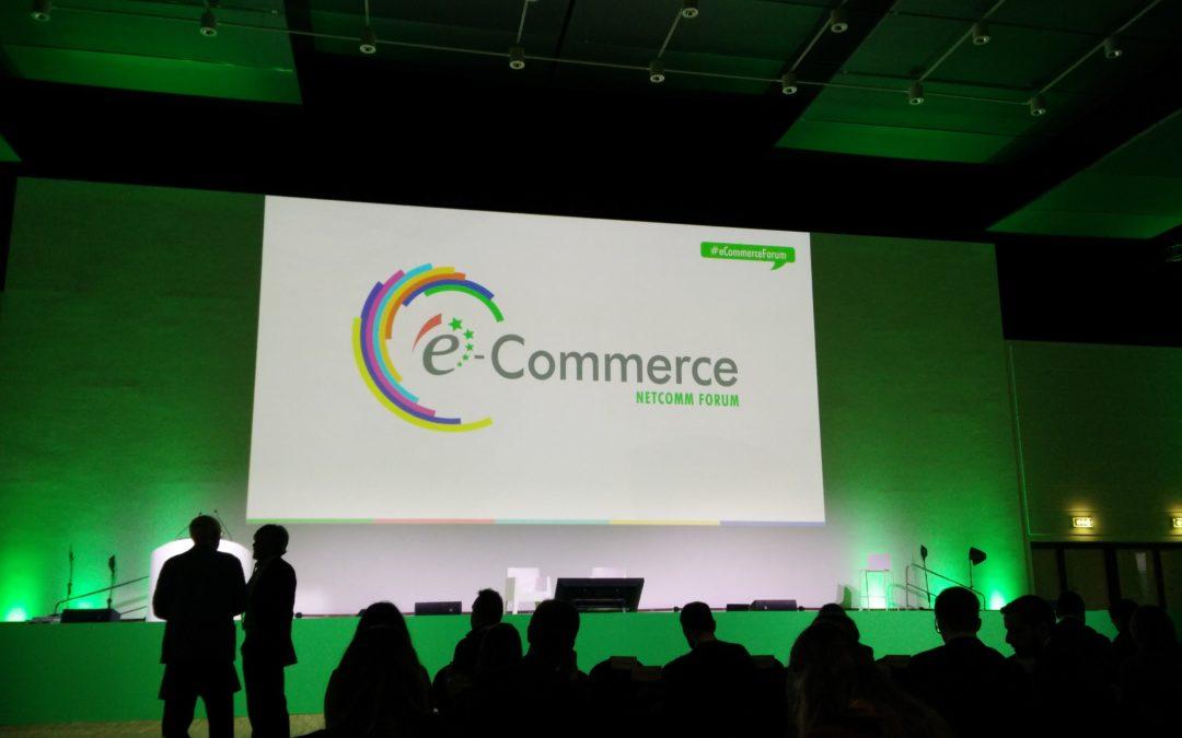 Resoconto dell'E-commerce Forum 2016