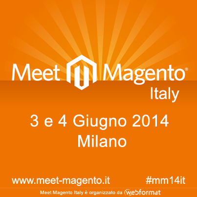 Sconto Meet Magento IT per clienti e partner MageSpecialist