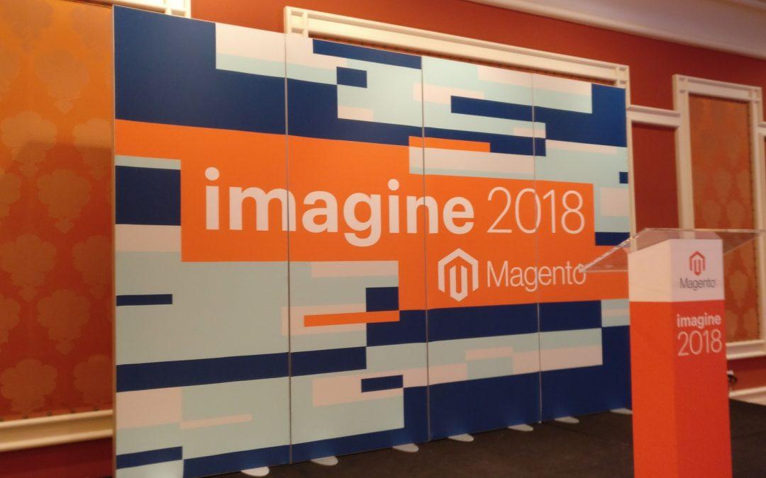 Magento Imagine 2018, resoconto breve MageSpecialist