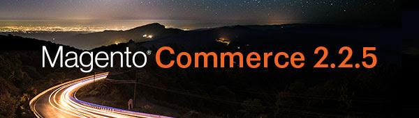 Rilasciata la nuova versione 2.2.5 di Magento Commerce e Magento Open Source