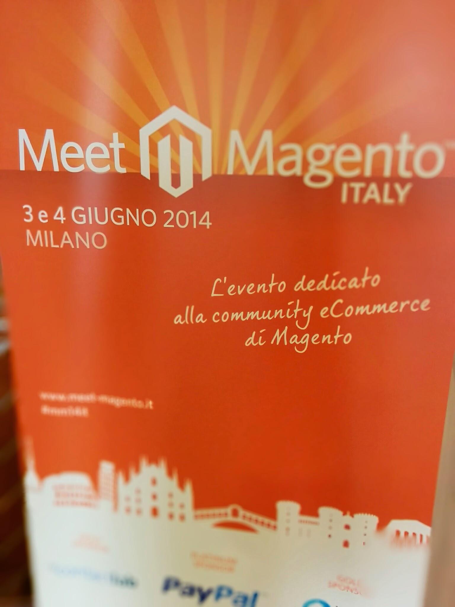 Storia del primo Meet Magento Italia